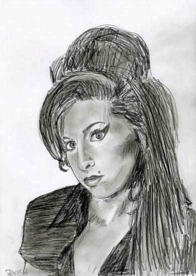 Amy Winehouse par sebastien.jouve